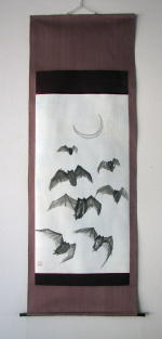 Flight of Bats